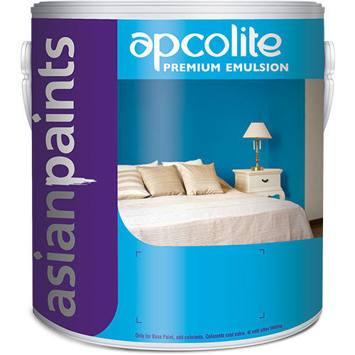 Apcolite Premium Emulsion paint prices
