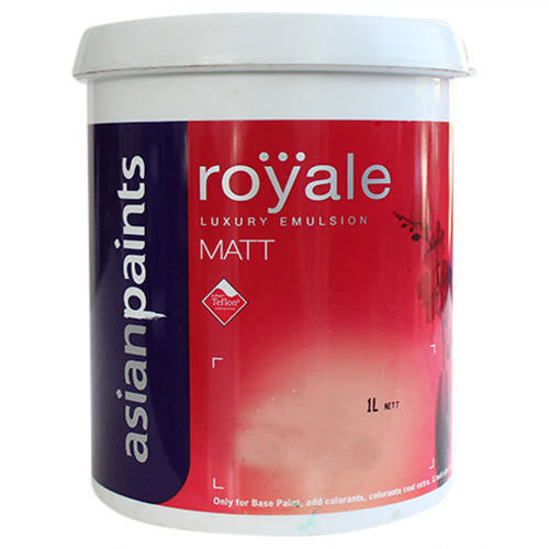 Royale Matt paint prices