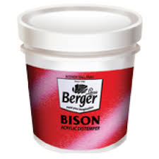 Bison Acrylic Distemper paint prices
