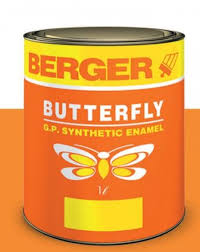 Butterfly GP Enamel paint prices