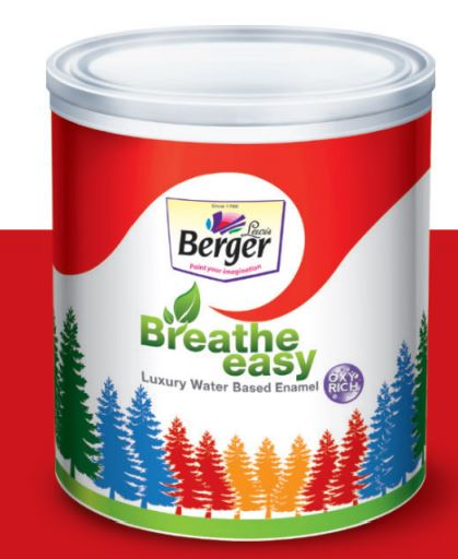 Breathe Easy Enamel paint prices