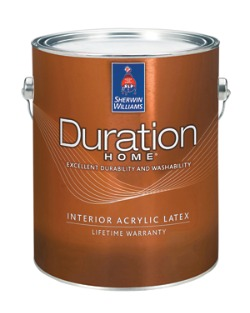 Duration Home paint prices