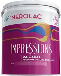Impressions 24 Carat paint prices
