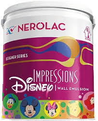 Impressions Disney paint prices