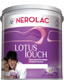 Lotus Touch paint prices